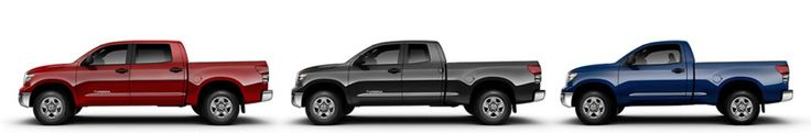 Toyota Tundra 2013, 15/20MPG, $25,500