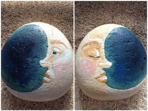 Hand Painted Rock | eBay