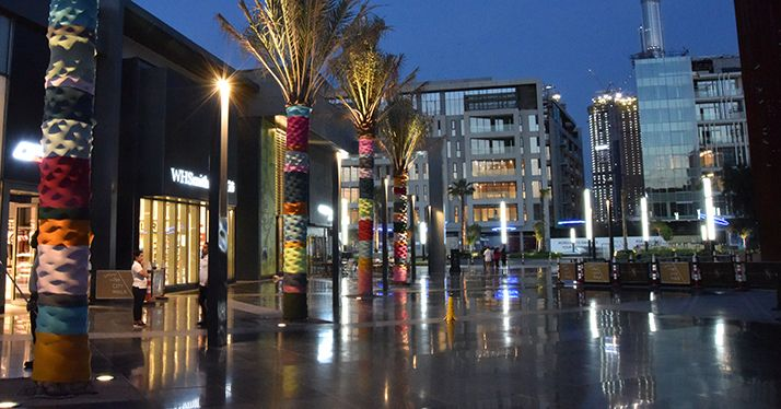 اهم الانشطة في سيتي ووك دبي 2020 City Walk Dubai Dubai City