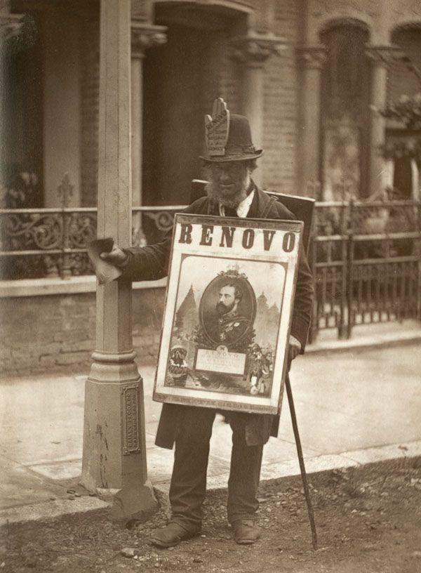> London boardman. 1877
