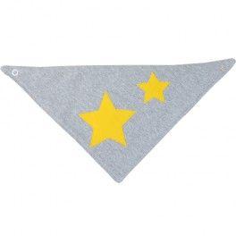 Bavaglino bandana stelle