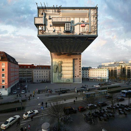 A Arquitetura Improvável de Victor Enrich | Larissa Carbone Arquitetura