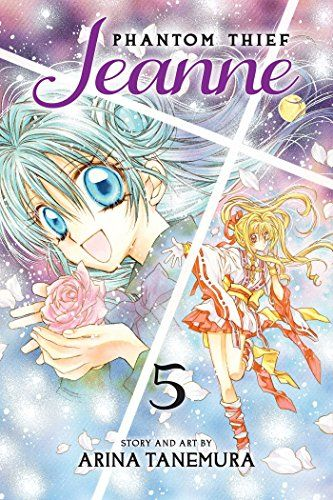 Phantom Thief Jeanne, Vol. 5 by Arina Tanemura