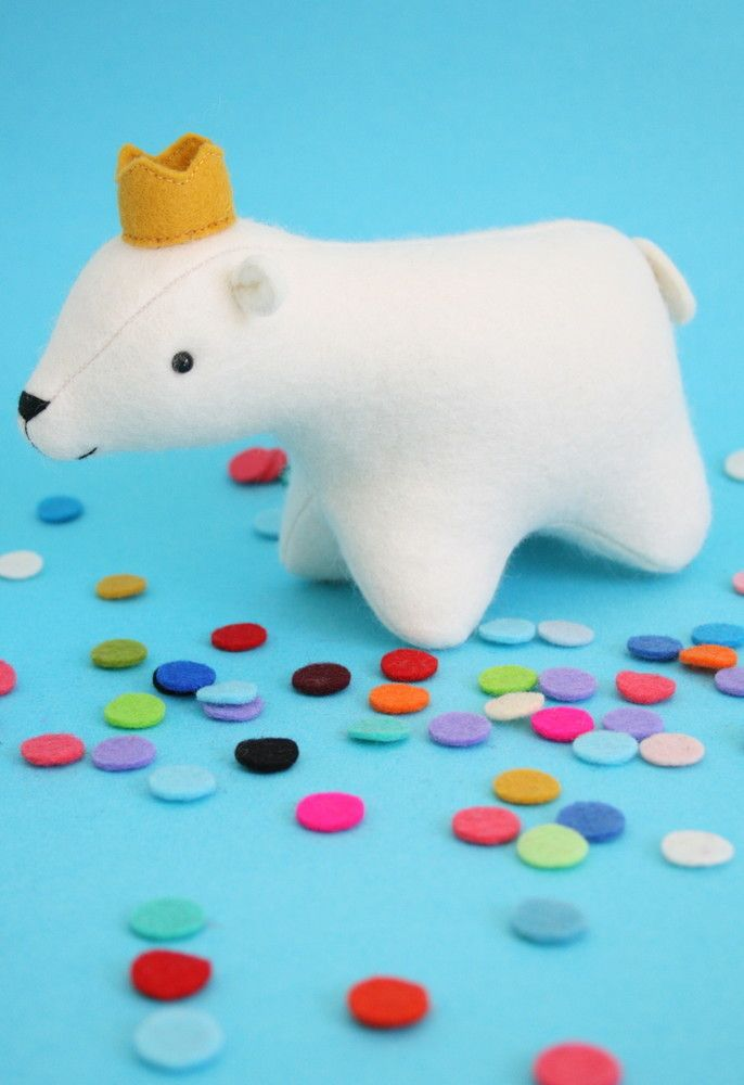 Animals to Make with Fat Quarters #FatQuarters #Sewing by Jodie Carleton