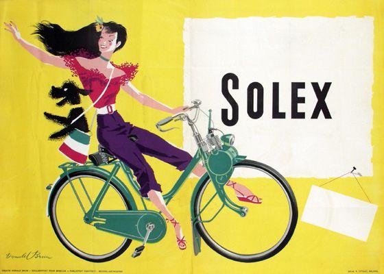 vintage Transportation poster