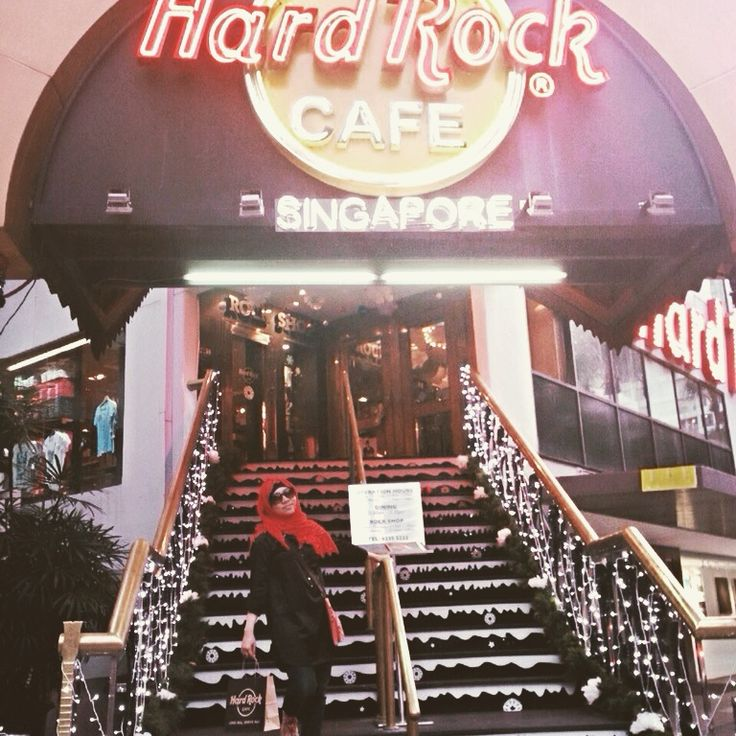 Hard Rock Cafe Singapore