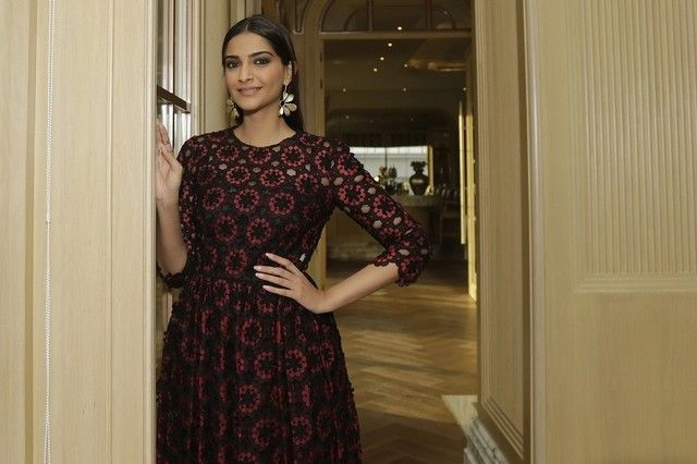 Sonam Kapoor unphased by Coldplay video attention