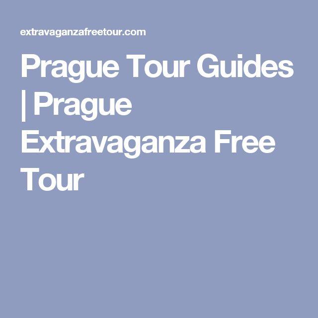 Prague Tour Guides | Prague Extravaganza Free Tour
