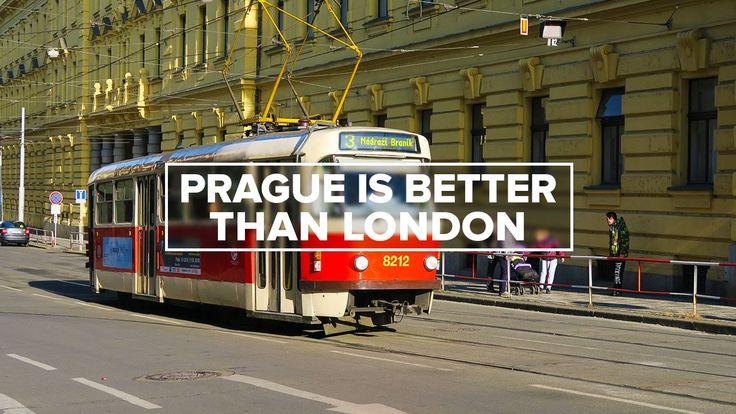 British Jake Wright and his trip to Prague