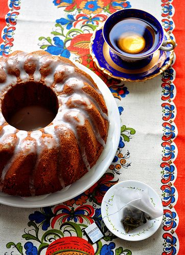 Ukrainian Honey Cake - I'm thinking about this with some tea and some lovely ladies one afternoon!