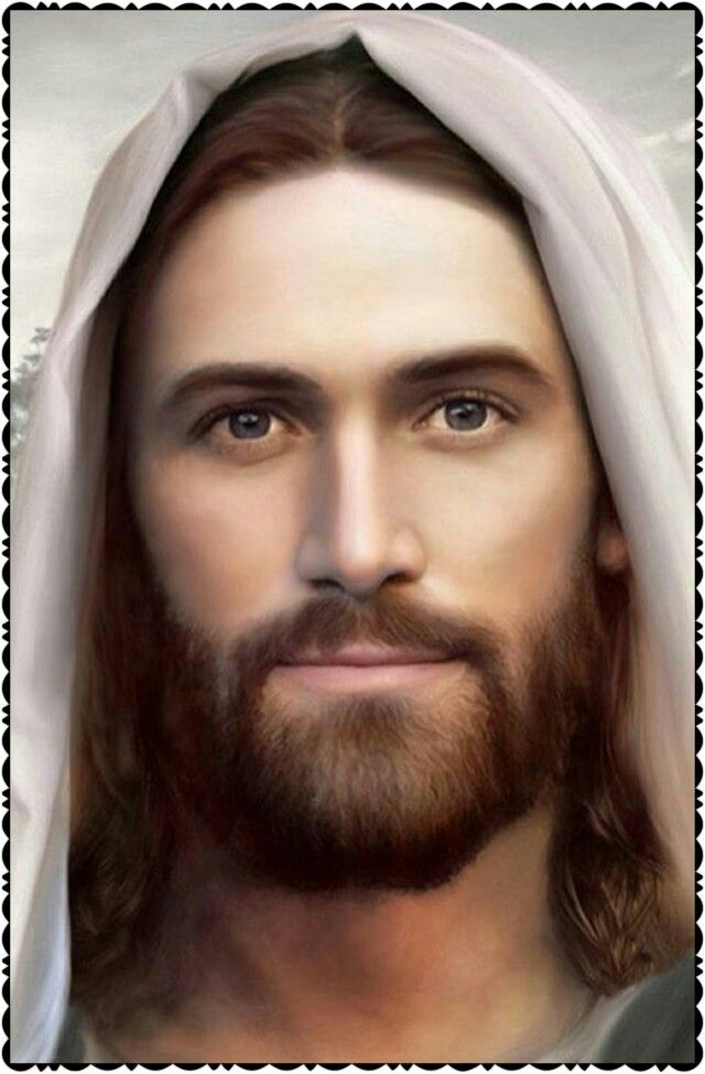 My most favorite picture of Jesus ❤