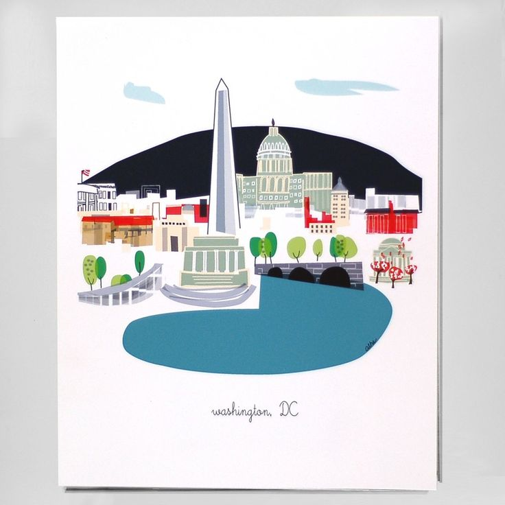 Celebrate your favorite city of choice with these prints.