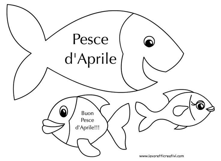 Oltre 25 fantastiche idee su disegni di pesci su pinterest for Pesci da colorare per bambini