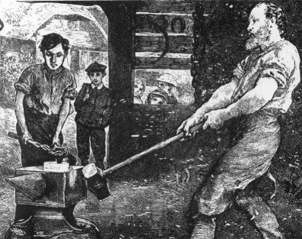 Working Iron: A Primer on Blacksmithing