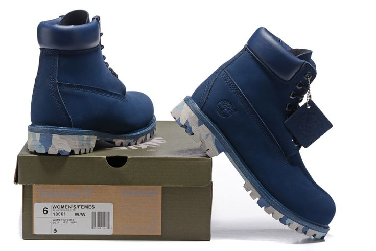 timberland boots for women, dark blue timberland 6 inch women on sale, women timberland 6 inch outdoor boots, navy blue timberland boots for camp
