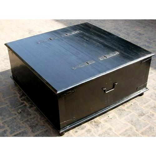 Black Square Wood Storage Trunk Chest Box Coffee Table - 25+ Best Ideas About Black Square Coffee Table On Pinterest