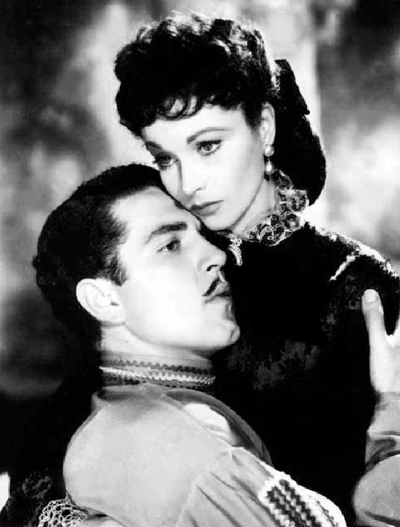 Vivien Leigh as Anna Karenina in 1948