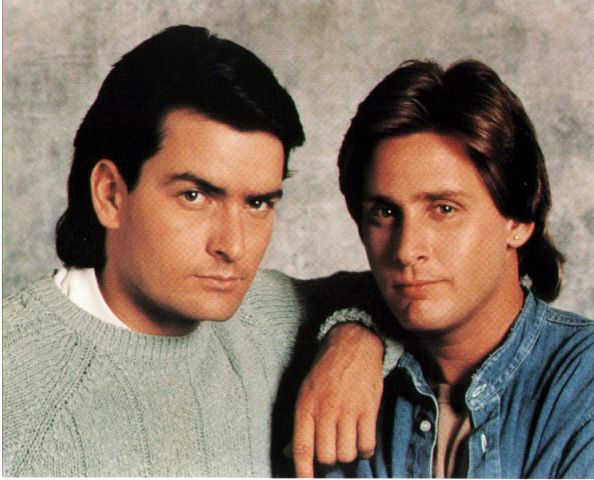 Charlie Sheen (Carlos Irwin Estévez) and Emilio Estévez are American actors, sons of Janet Templeton and actor Martin Sheen (Ramón Antonio Gerardo Estévez). Ethnicity: Galician Spanish (paternal grandfather), Irish (paternal grandmother), English, Scottish, and possibly other (mother).