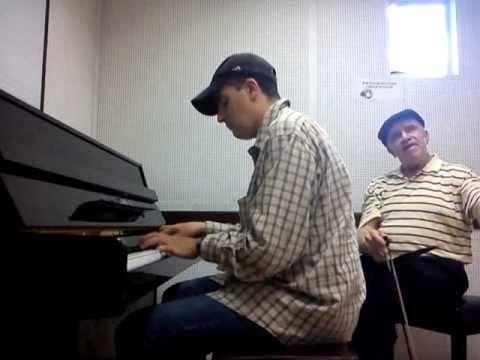 """""""Adieu to the Piano""""- Beethoven- Primer Intento. En piano y Serrucho."""