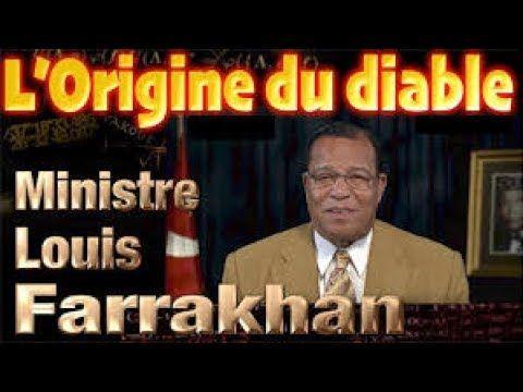 """Vidéo sur le plan machiavélique de Satan. Ebola , VIH , arme génotype : """"Le plan de satan démystifié par Louis Farrakhan"""" - (Ebola , VIH , arme génotype : Le..."""
