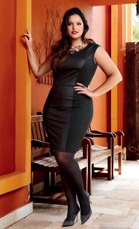 chubby-women-high-heels