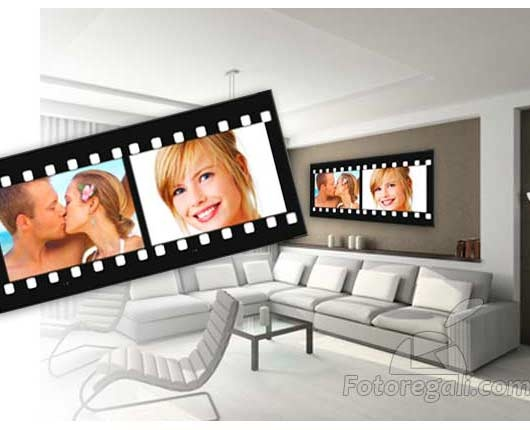 Foto su tela Cinema