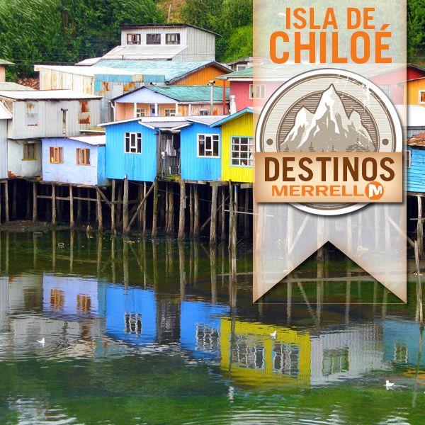 La Isla Grande de Chiloé.