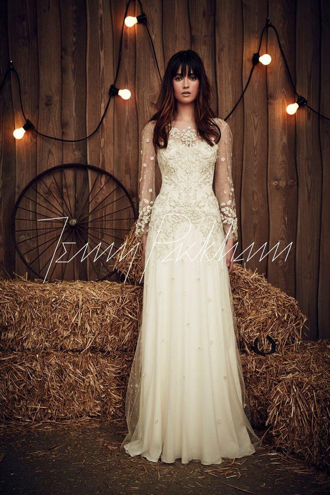 Свадебная коллекция от Jenny Packham (Интернет-журнал ETODAY)