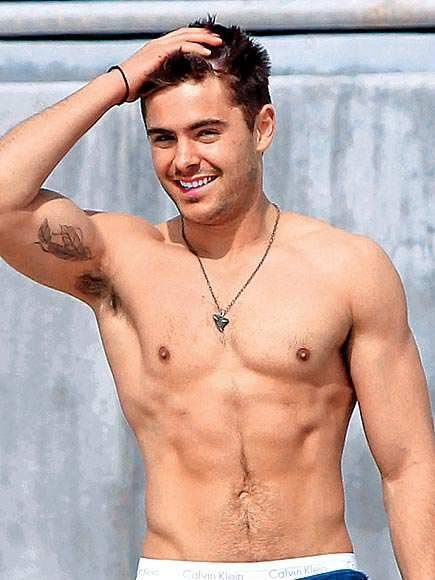 Zac Efron - Thank you for being an adult now so it's not creepy to pin pics of you
