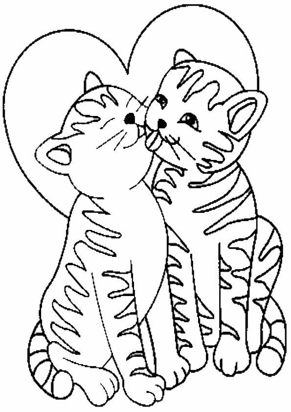 Pin Von Ilona Auf Malen Ausmalbilder Katzen Ausmalbilder Ausmalen