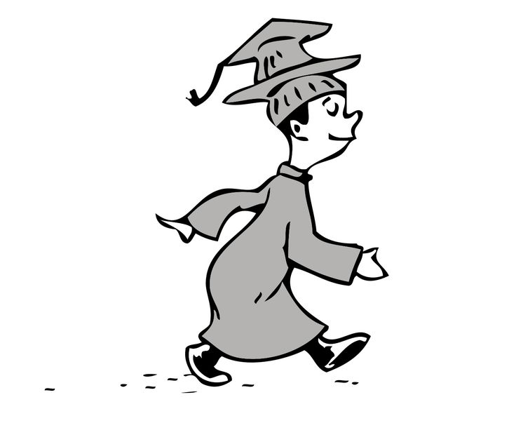 Image result for oh the places youll go' graduation character