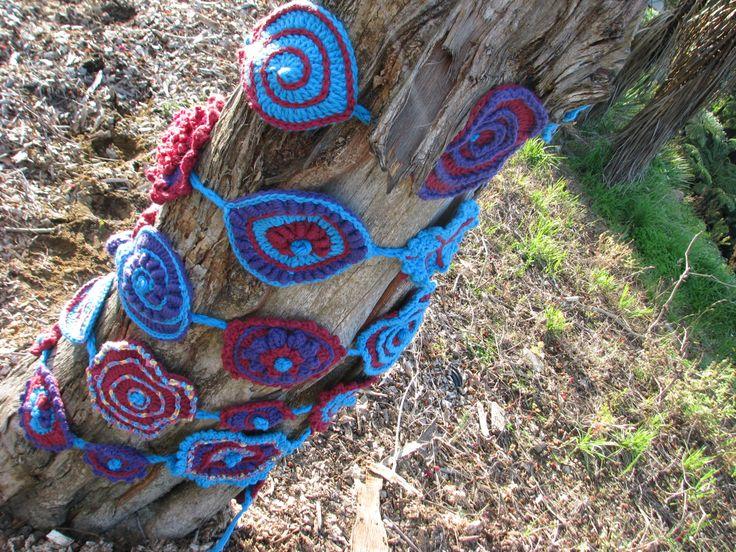 yarn bomb 2013