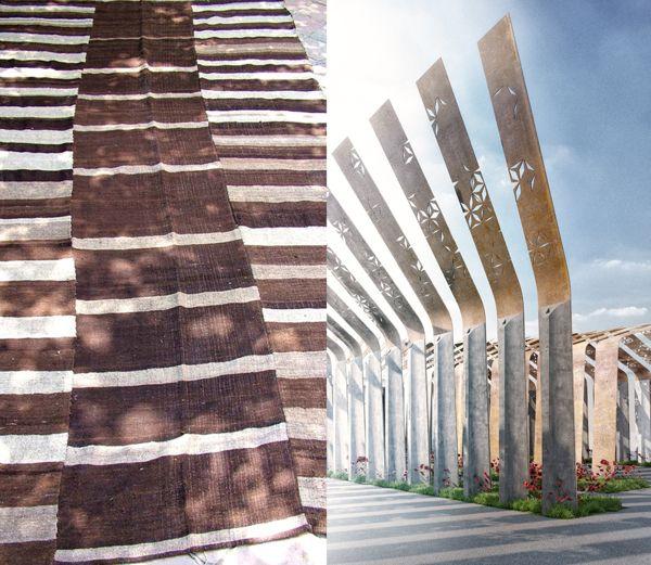 Reyhan's Gate Competition | I° Prize | Wapu / RNDR Studio www.rndrstudio.it