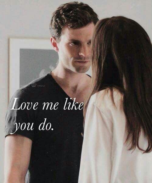Love me like you do