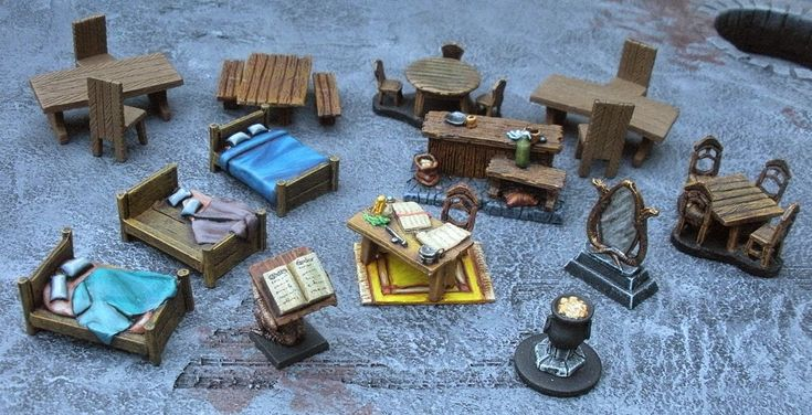 Zorcon's Word: Fantasy RPG Dungeon Dressing 1