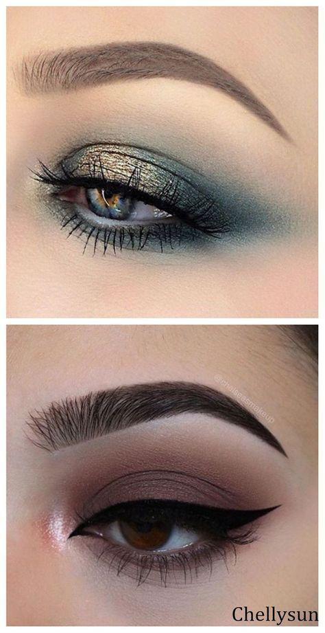 Tutorial de maquiagem natural fácil para iniciantes passo a passo … #anfa …   – Make up tipps