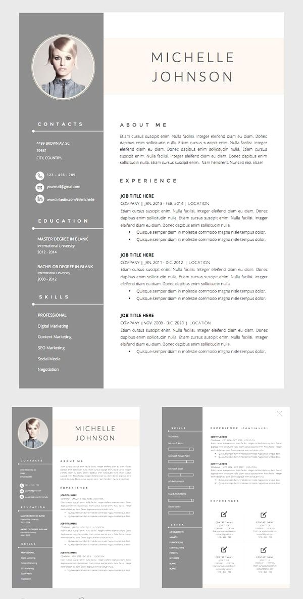 59 Proffesional Resume College 2020 In 2020 Resume Template Word Downloadable Resume Template Resume Design Template