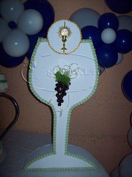 Adornos de primera comunion decoracion primera comunion - Decoracion primera comunion ...