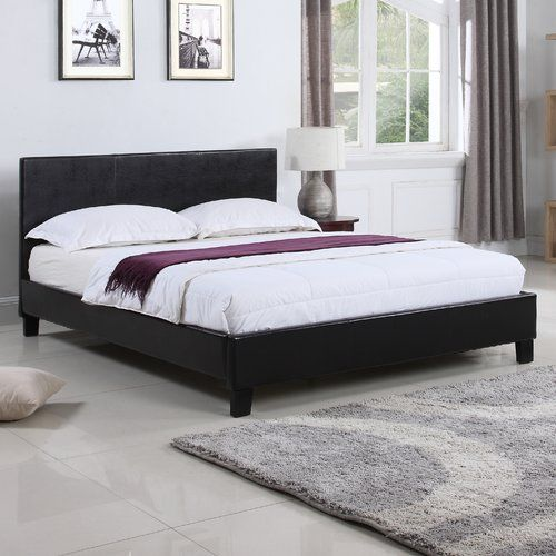 Found it at Wayfair - Classic Upholstered Platform Bed