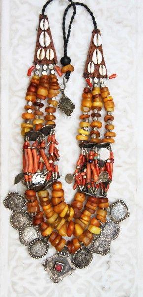 Moroccan amber