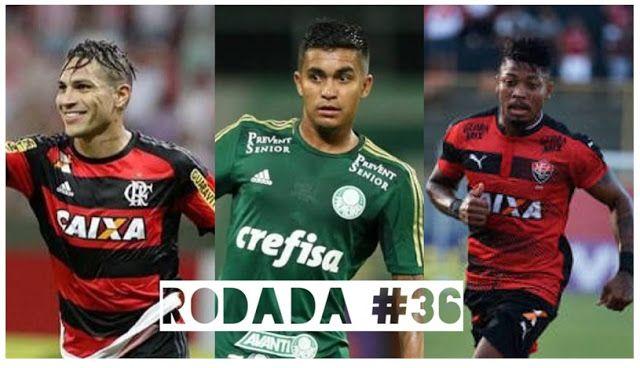 BLOG DO MARKINHOS: Resultados e Classificação da 36ª rodada do Brasil...