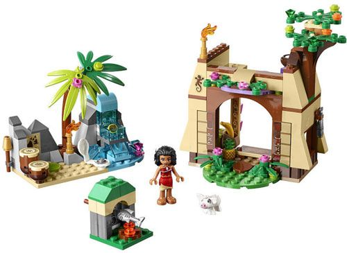 LEGO Disney Princess Moana's Island Adventure 41149 - Product Image