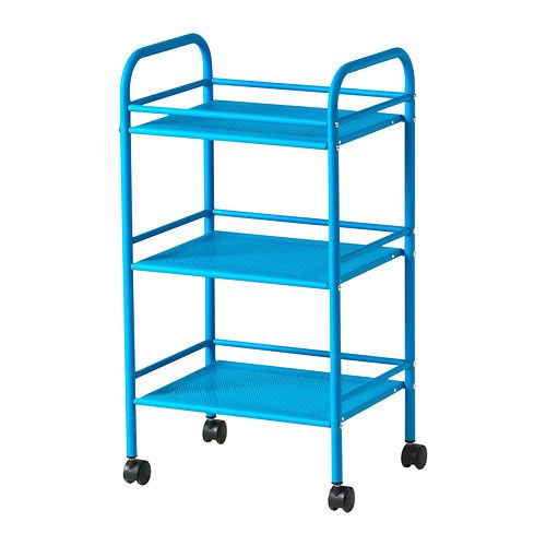 DRAGGAN Cart IKEA Easy to move around with the included casters., $24.99