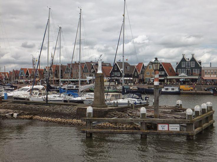 Puerto de Volendam, Amsterdam, Países Bajos, Elisa N, Blog de Viajes, Lifestyle, Travel