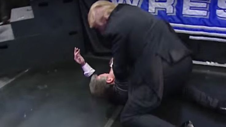 Takto sa bije nový americký prezident. | Nový Čas