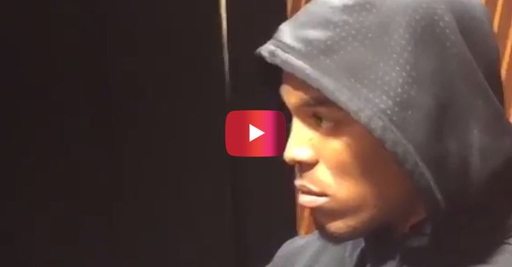 This new video may change your mind if you were quick to judge Cam Newton