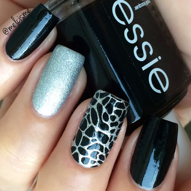 Black & silver by Instagram user: melcisme