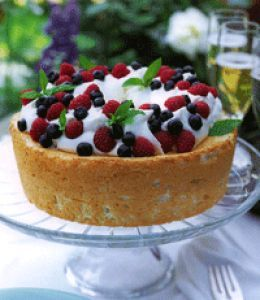 Angel food cake topped: Angel Food Cakes, Cakes Cupcakes, Cakes Th, Mixed Berries, Whipped Cream Recipes, Wedding Cakes, Blue Cakes, Recipes Cakes, Angel Food Jpg 260 300