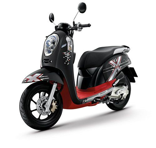 Yamaha Fino Honda Scoopy I Fino ScoopyI Auto Cars