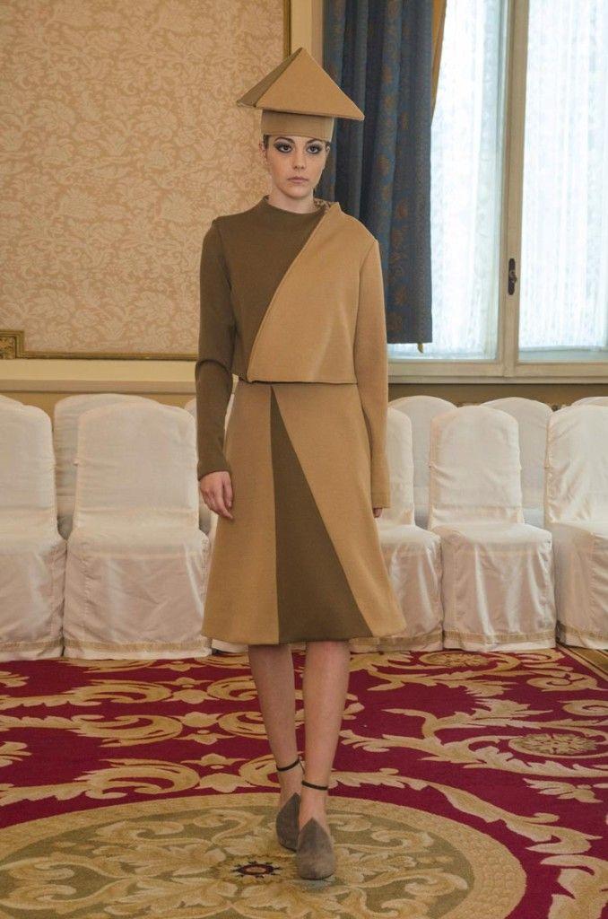 Atelier Vittorio Camaiani, un viaggio in Egitto d'Inverno #fashion #dress #madeinitaly